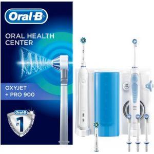 Oral-B Combiné dentaire Oxyjet + Pro 900