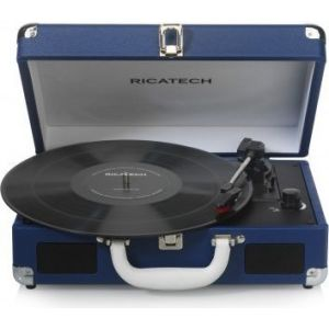 Ricatech Platine vinyle RTT68 Melbourne Navy Blue