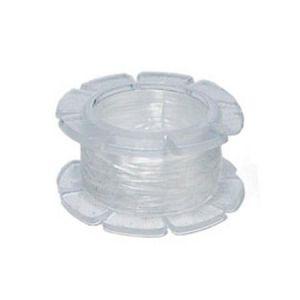 Rayher Fil élastique transparent Magic stretch 0,5 mm x 5 m