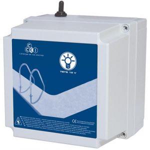 CCEI Pimt 33 piccolo - Coffret alimentation projecteur 300w