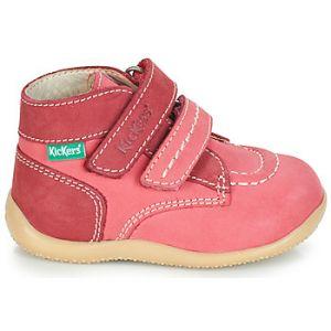 Kickers Boots enfant BONKRO rose - Taille 19,20,21,22
