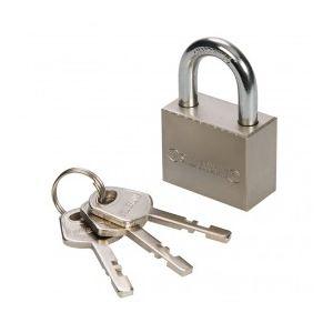 Silverline 447136 - Cadenas de sécurité 40 mm