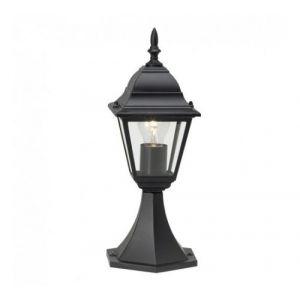 Brilliant AG Borne d'éclairage Brilliant Newport Noir, 1 lumière - Classique - Extérieur