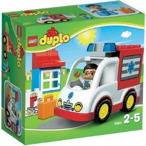 Duplo 10527 - Ville : L'ambulance