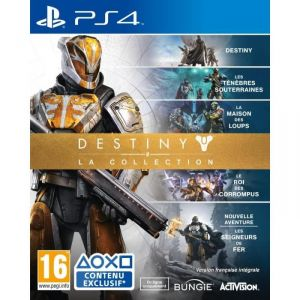 Destiny : la Collection sur PS4