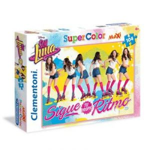 Clementoni Soy Luna - Puzzle 104 maxi pièces