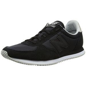 New Balance WL220, Running Femme, Noir (Black), 39 EU