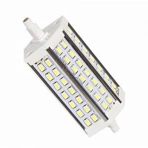 Silamp Ampoule LED R7S 118mm SMD5730 12W 220V 42LED 200 - couleur eclairage : Blanc Chaud 2300K - 3500K