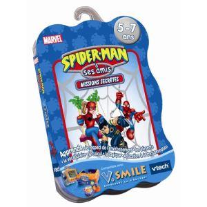 Vtech Jeu V.Smile - Spiderman Missions secrètes