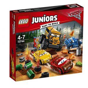 Lego 10744 - Juniors : Le Super 8 de Thunder Hollow Cars 3