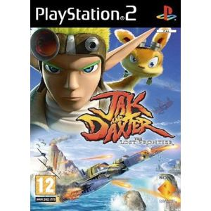 Jak and Daxter : The Lost Frontier sur PS2