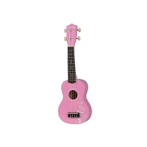 Play On Guitare classique en bois rose - 53 cm