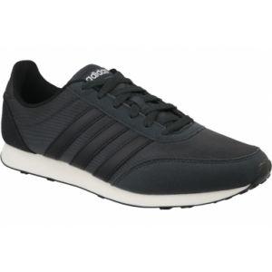 Adidas V Racer 2.0, Chaussures de Fitness Homme, Gris (Carbon Negbás 000), 43 1/3 EU