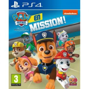 Paw Patrol en Mission [PS4]