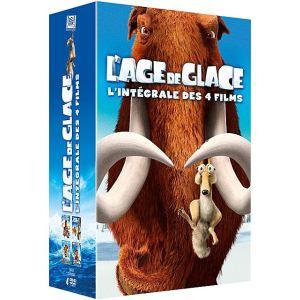 Coffret l'Age de Glace - Films 1 à 4