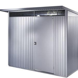 Biohort AvantGarde L - Abri de jardin en métal 5,72 m2
