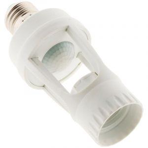 Elexity Douille pour ampoule avec détecteur intégré