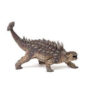 Papo 55015 - Figurine dinosaure : Ankylosaure