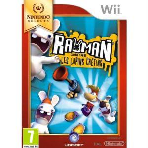 Rayman contre les Lapins Crétins [Wii]