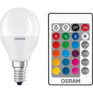 Osram LED E14 en forme de goutte 5.5 W = 40 W RVBB