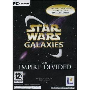 Star Wars : Galaxies - An Empire Divided [PC]