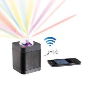 Clip Sonic TES139 -  Haut-parleur Bluetooth boule disco