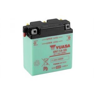 Yuasa Batterie moto 6N11A-3A