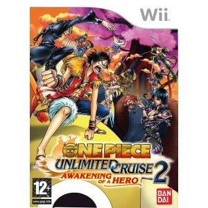 One Piece Unlimited Cruise 2 : L'Eveil d'un Héros [Wii]
