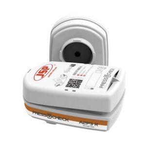 JSP safety Lot de 2 cartouches de filtre A2P3 pour Masque Force8,2St. - JSP