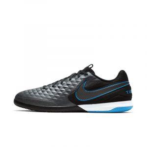 Nike Chaussure de football en salle React Tiempo Legend 8 Pro IC - Noir - Taille 45 - Unisex