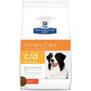 Hill's Prescription Diet c/d canine - Sac 2 kg