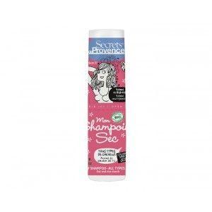 Secrets de provence Mon shampoing sec tous types de cheveux
