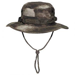 MFH US GI Chapeau de Brousse Boonie Hat (HDT-Camo/XL)