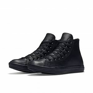 Converse All Star Leather chaussures noir 39,5 EU