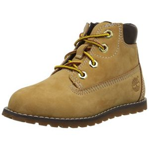 Timberland Pokey Pine marron, boots enfant