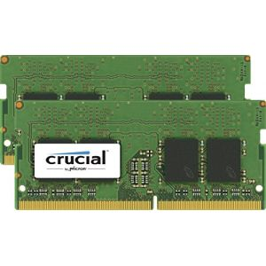 Crucial CT2K16G4SFD824A - Barrette mémoire SO-DIMM DDR4 32 Go (2 x 16 Go) 2400 MHz CL17 DR X8