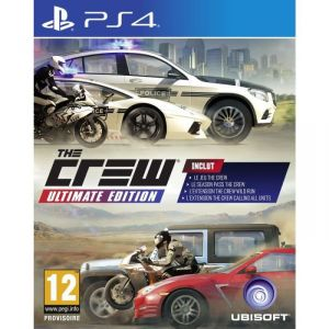 The Crew : Ultimate [PS4]