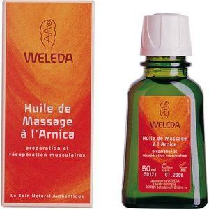 Image de Weleda Huile de massage à l'Arnica