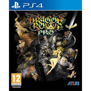 Dragon's Crown Pro : Battle-Hardened Edition sur PS4