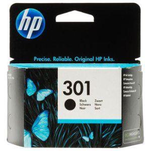 HP CH561EE - Cartouche d'encre n°301 noire