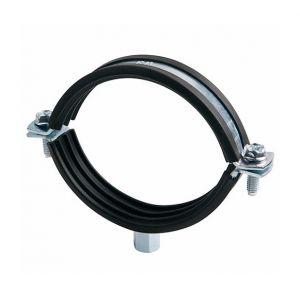 Index 25 colliers métalliques lourds renforcés isophonique M8 - M10 D. 99 - 105 mm - ABRI100