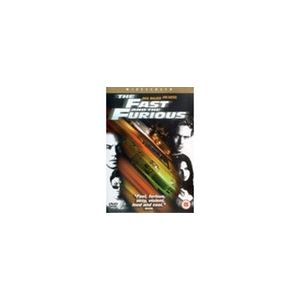 Universal The Fast And The Furious DVD