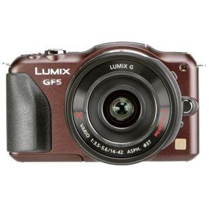 Panasonic Lumix DMC-GF5X (avec objectif PowerZoom 14-42mm)