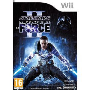Star Wars : Le Pouvoir de la Force II [Wii]