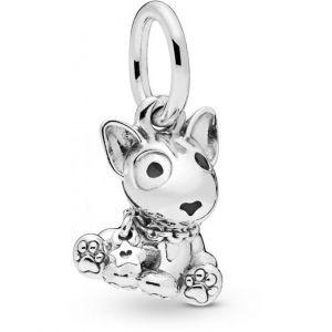 Pandora Charms Animaux 798010EN16 - Pendant Chiot Bull Terrier en Argent