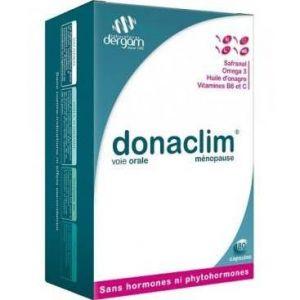 Laboratoires Dergam Donaclim Menopause - 180 capsules