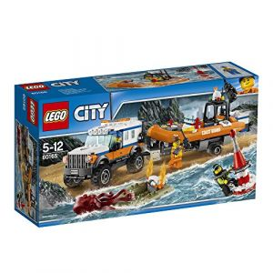 Lego 60165 - City : L'unité d'intervention en 4 x 4