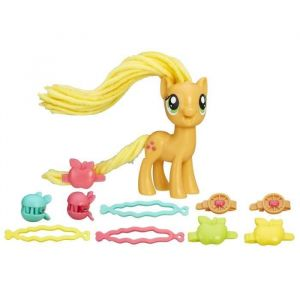 Hasbro My Little Pony Applejack Coiffure tendance