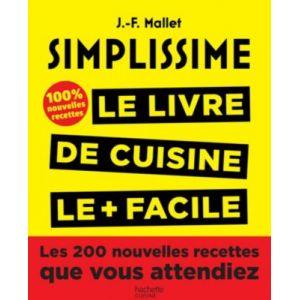 Hachette Livre de cuisine SIMPLISSIME 2