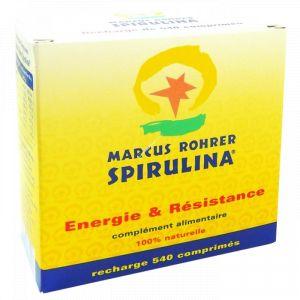 Marcus Rohrer Spirulina - 540 comprimés